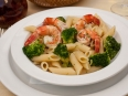 "PENNE ""BROCCOLI&PRAWNS"""
